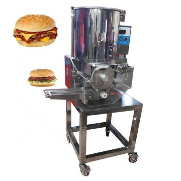 Electric Automatic Hamburger Patty Meat Pie Former