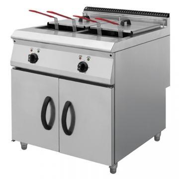 Cnix Pfe-800 Industrial Electric Chip Fryer/ Deep Fat Fryer/ Gas Turkey Pressure Fryer