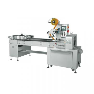 Pillow Pack Horizontal Flow Wrapper Packing Machine Face Mask/Biscuit/Wafer/Cookie/Bread/Cake Full Servo Automatic Flow Wrap N95 Face Mask Packing Machinery