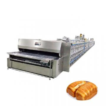 Bakery Hamburger Toast Cake Bread Baguette Croissant Bun Production Line
