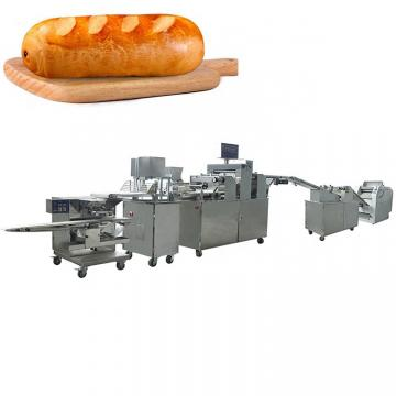 Bakery Hamburger Toast Cake Bread Baguette Croissant Bun Production Line